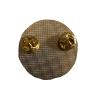 IMAGE | Skull Enamel Pin (Gold) - detail 2