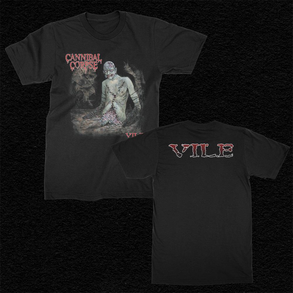 IMAGE   Vile T-Shirt (Black)