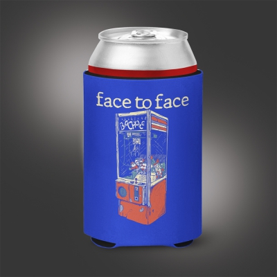 Big Choice Machine Coozie (Blue)