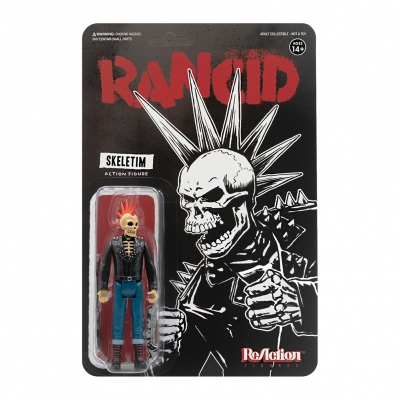 rancid - Skele-Tim ReAction Figure