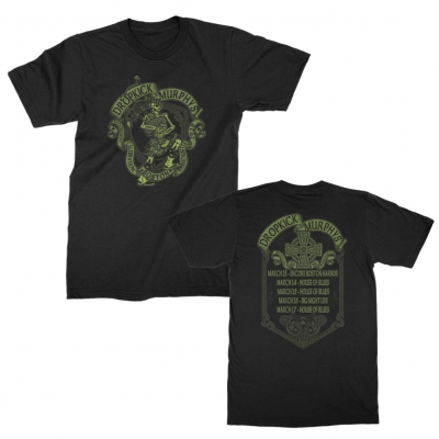 St. Pat's 2020 Event Tee (Black)