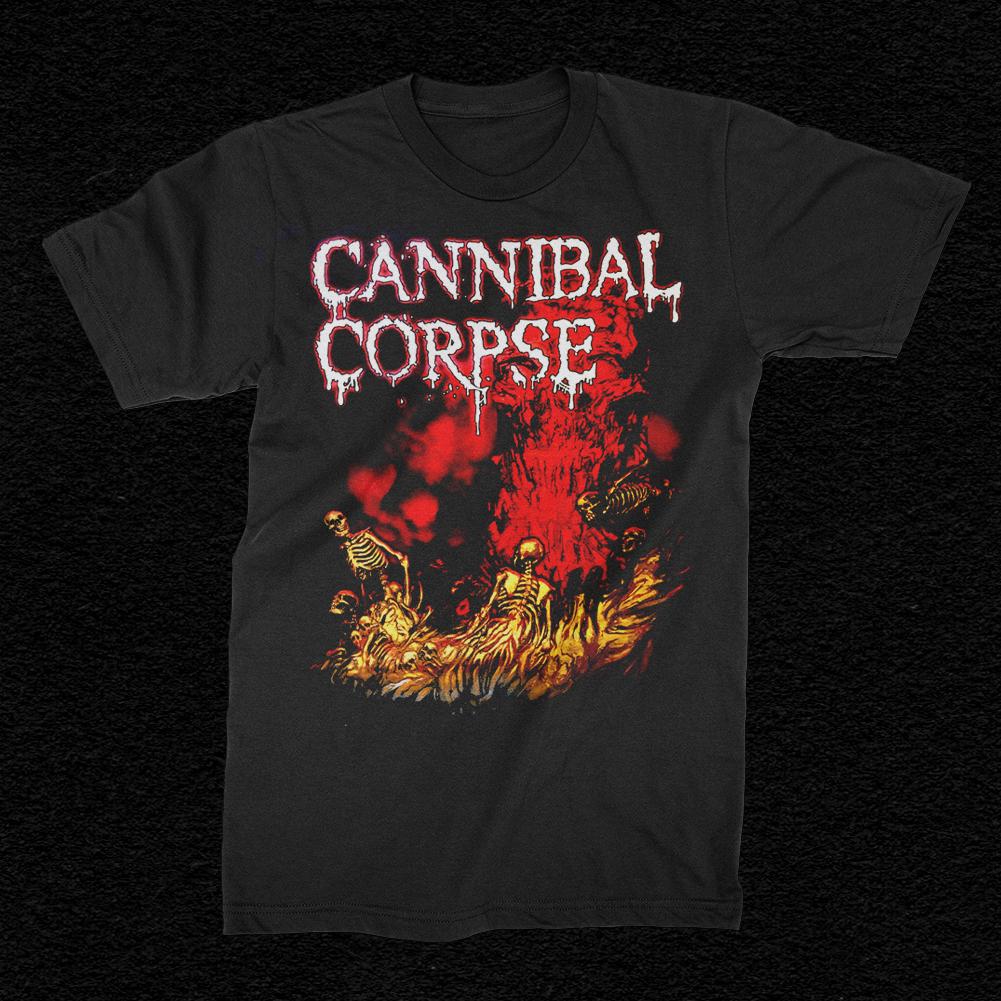 IMAGE | Skeletons T-Shirt (Black)