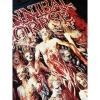 IMAGE | The Bleeding Bloody Oval T-Shirt (Black) - detail 3