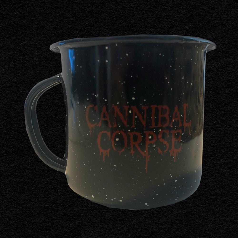 IMAGE | Red Logo Camping Mug