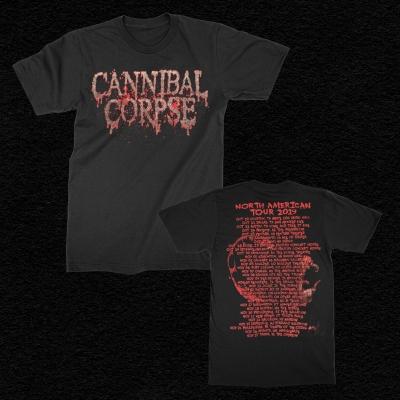2019 Logo Tour T-Shirt (Black)