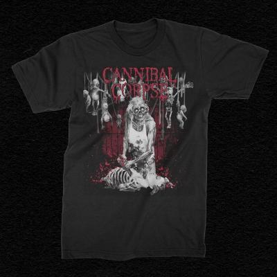cannibal-corpse - Butcher T-Shirt (Black)