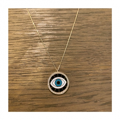 ziggy-marley - The Blue Eye Necklace