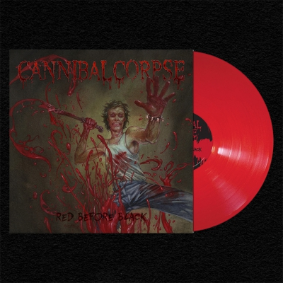 Red Before Black LP (Red Vinyl)