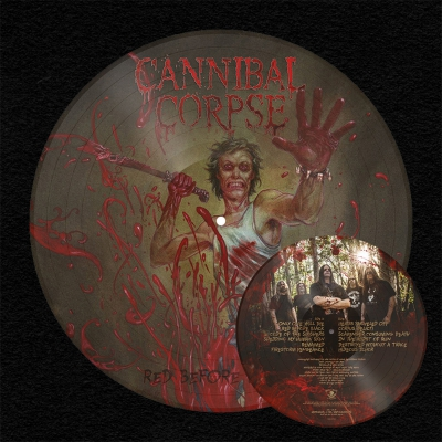Red Before Black LP (Picture Disc)