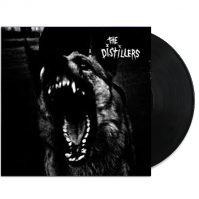 hellcat-records - The Distillers LP