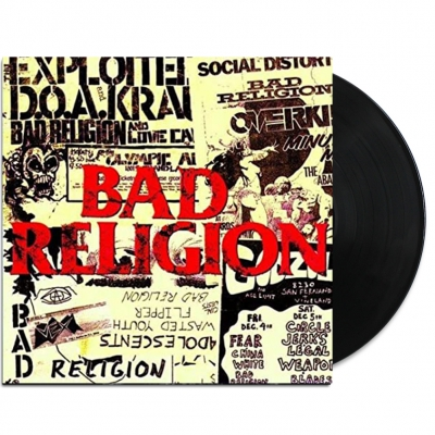 Bad Religion - All Ages LP (Black)
