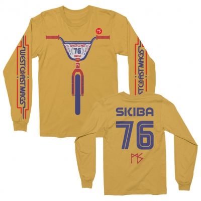 BMX Long Sleeve (Gold)
