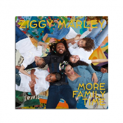 ziggy-marley - More Family Time CD