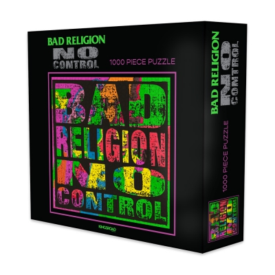 bad-religion - No Control Puzzle (1000 Piece)