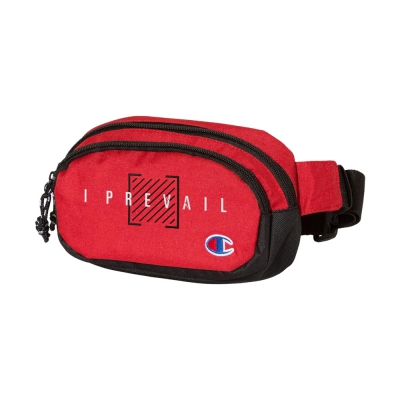 Trauma Logo Champion Fanny Pack (Red)