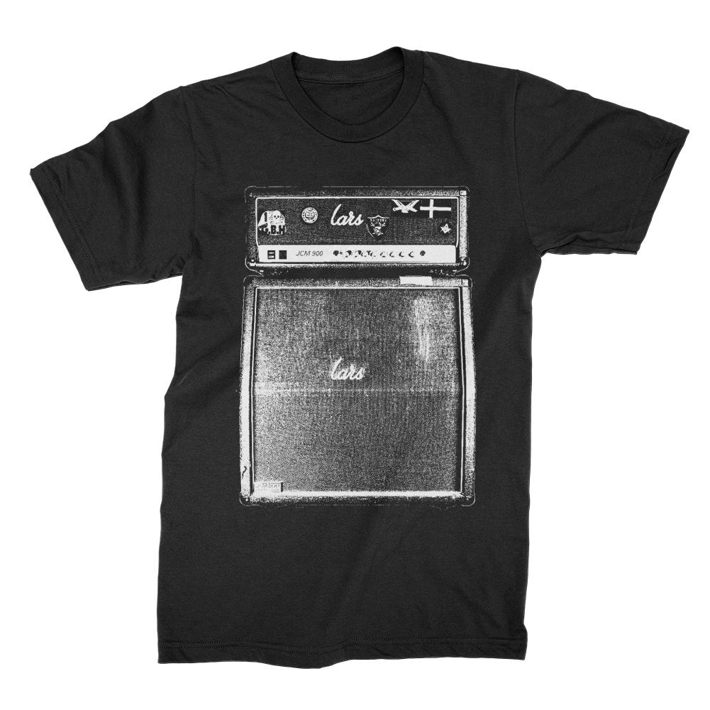 IMAGE   Amp Stack T-Shirt (Black)