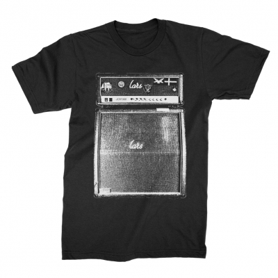 Amp Stack T-Shirt (Black)