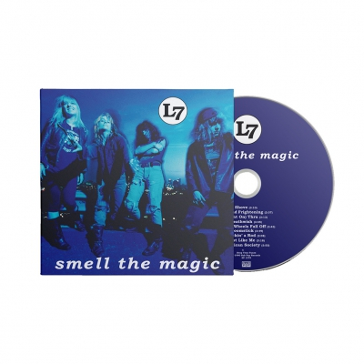 Smell The Magic Reissue CD (Digipak)