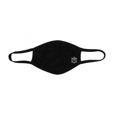 the-menzingers - Icon Face Mask (Black)