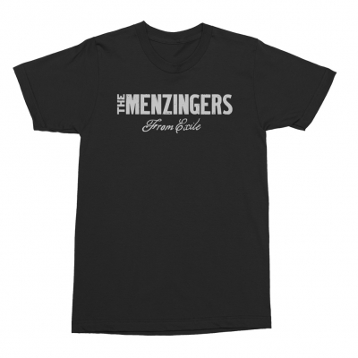 The Menzingers - From Exile Tee (Black)