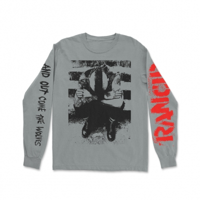 rancid - AOCTW 25th Anniversary Long Sleeve (Grey)