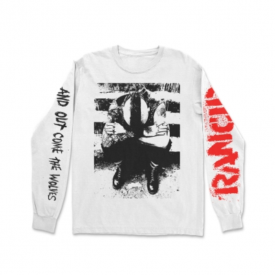 rancid - ...AOCTW 25th Anniversary Long Sleeve (White)