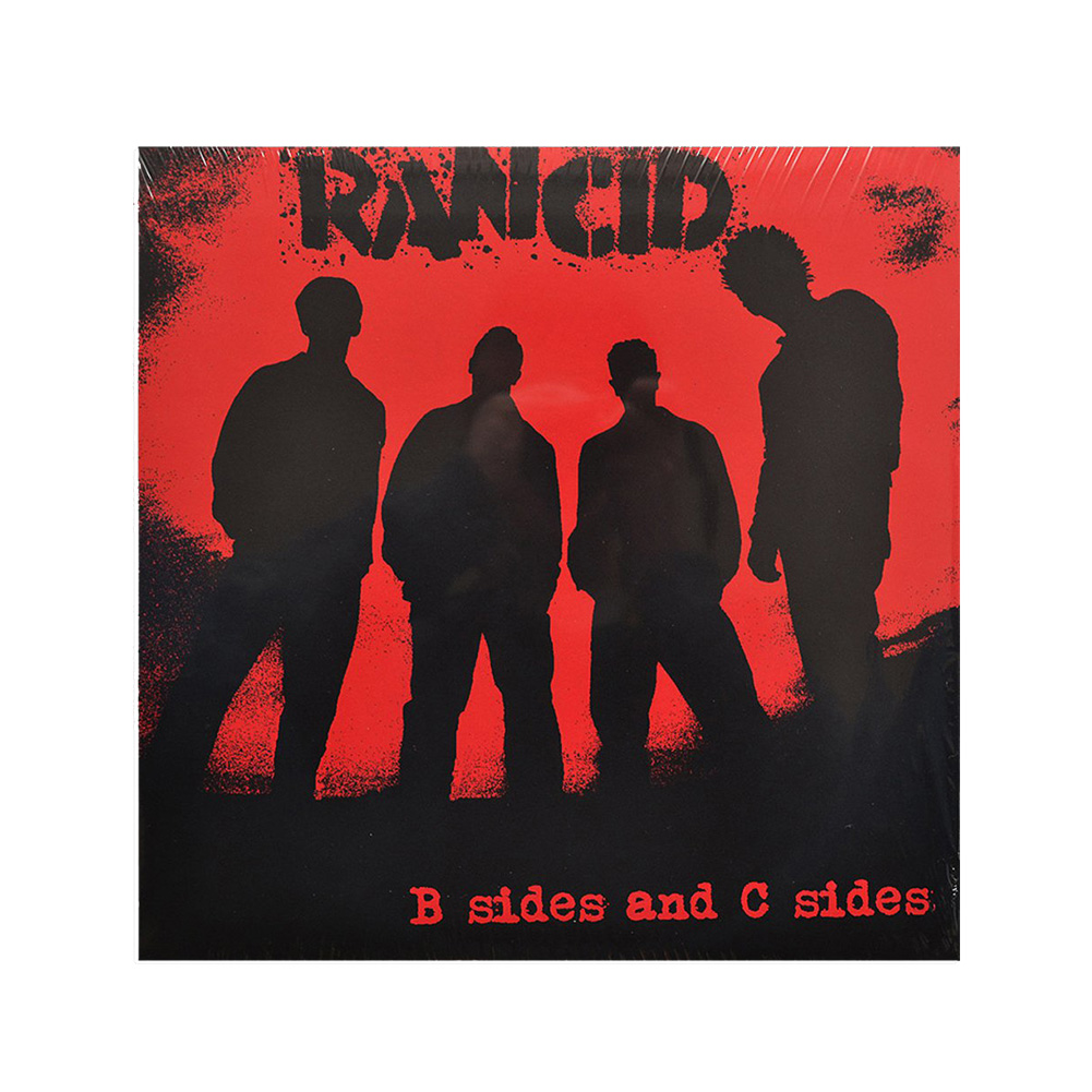 B Sides and C Sides CD