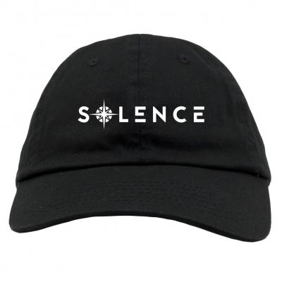 Logo Dad Hat (Black)