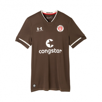 2020-2021 Home Jersey (Brown)
