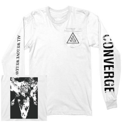 Predatory Glow Pocket Long Sleeve (White)