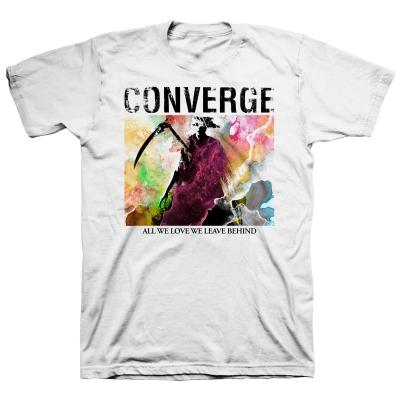 converge - Sadness Comes Home Tee (White)