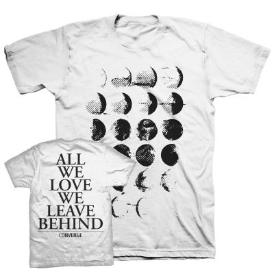 Moon Phase Tee (White)