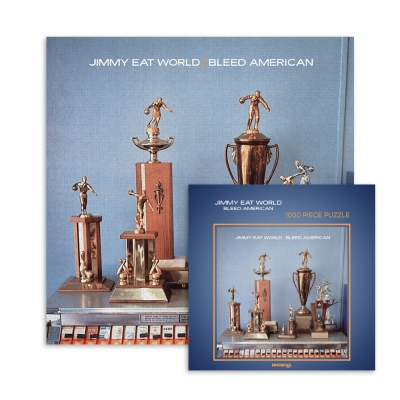 jimmy-eat-world - Bleed American Puzzle (1000 Piece)