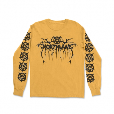 Darkness Long Sleeve (Gold)