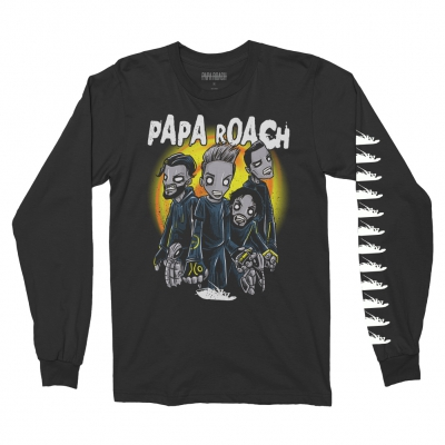 Zombie Redux Long Sleeve (Black)