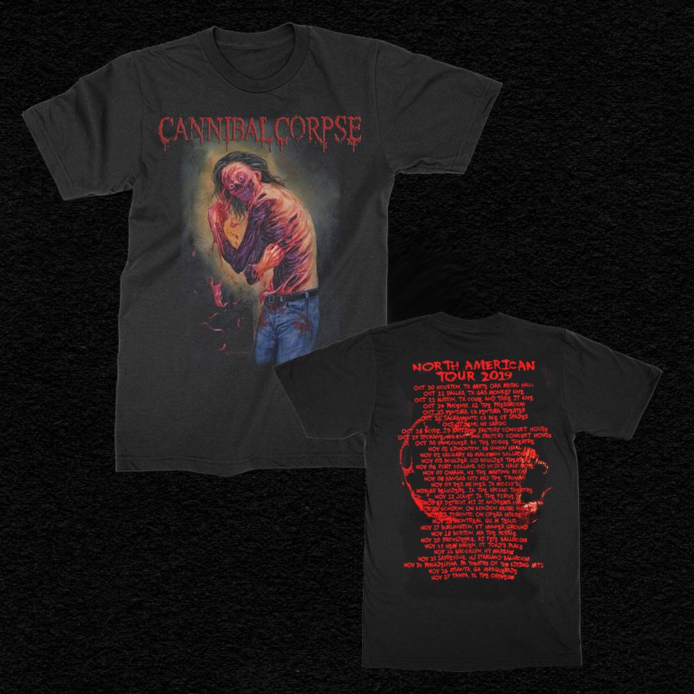 IMAGE | 2019 Shedding Skin Tour T-Shirt (Black)