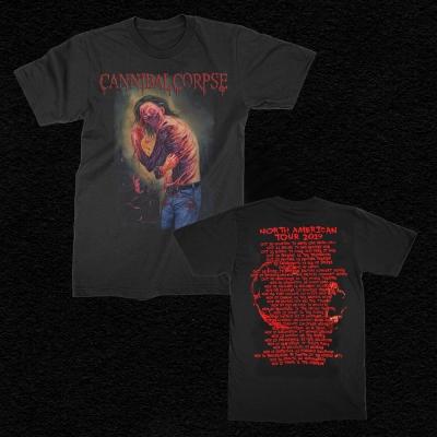 2019 Shedding Skin Tour T-Shirt (Black)