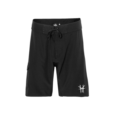hellyeah - HY Logo Board Shorts (Black)