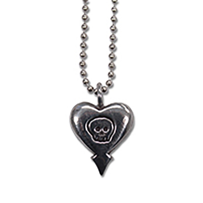 IMAGE | Heartskull Necklace