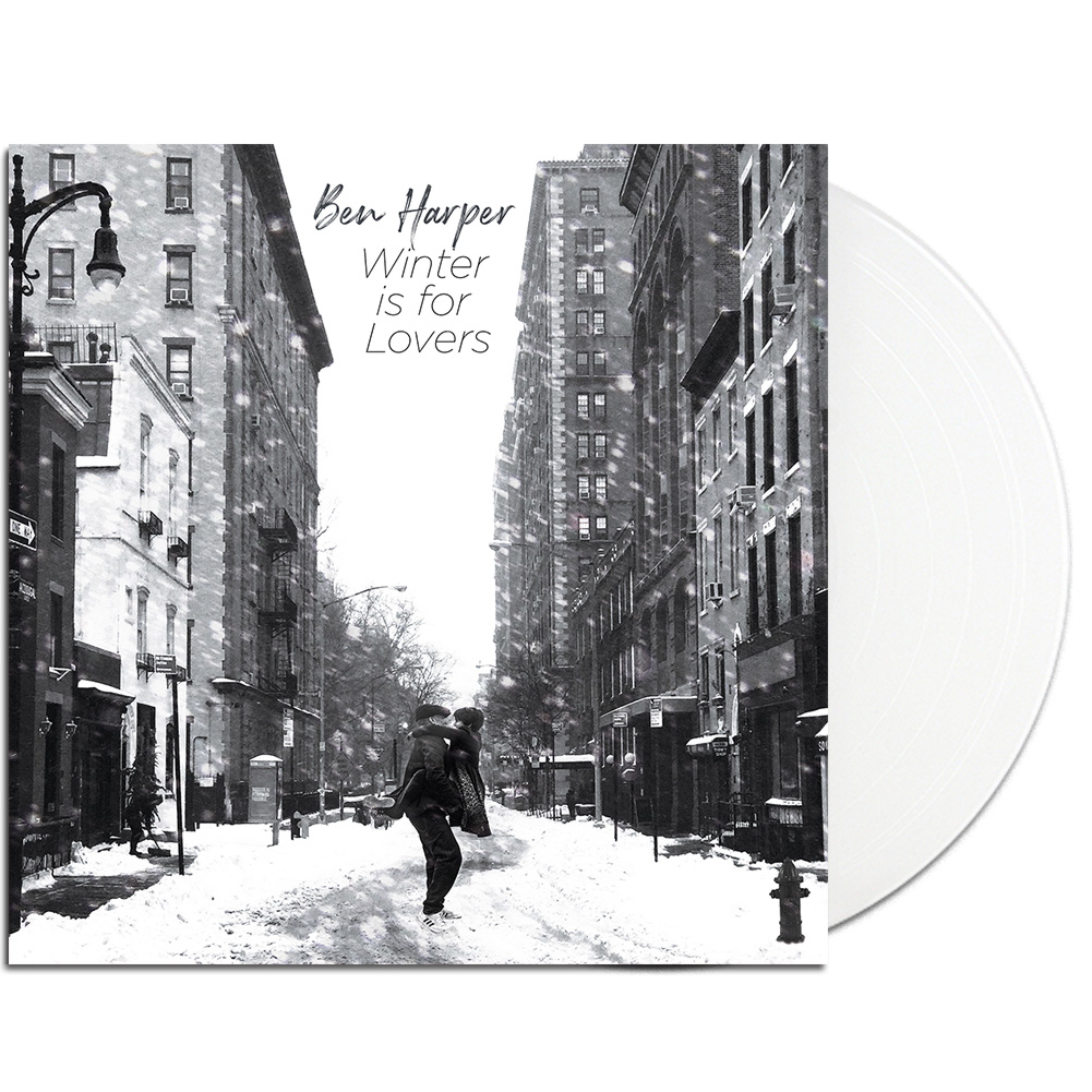 IMAGE | Winter Is For Lovers LP (White)