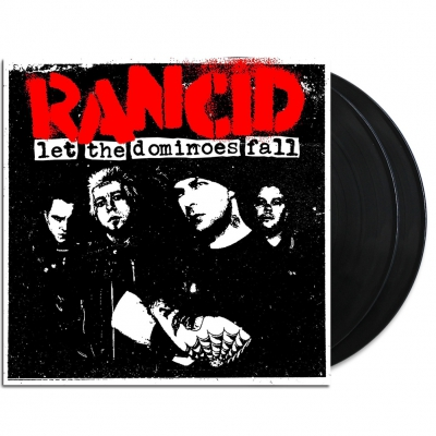 rancid - Let The Dominoes Fall 2xLP (Black)