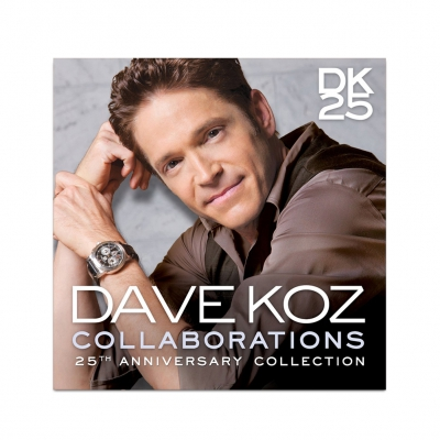 dave-koz - Collaborations: 25th Anniversary CD
