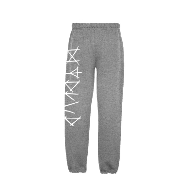 myrkur - Logo Sweatpants (Oxford Grey)