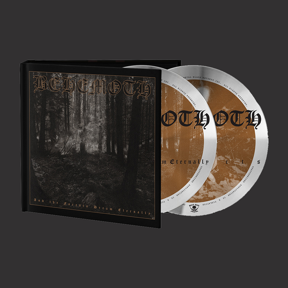 IMAGE   And The Forests Dream Eternally 2xCD