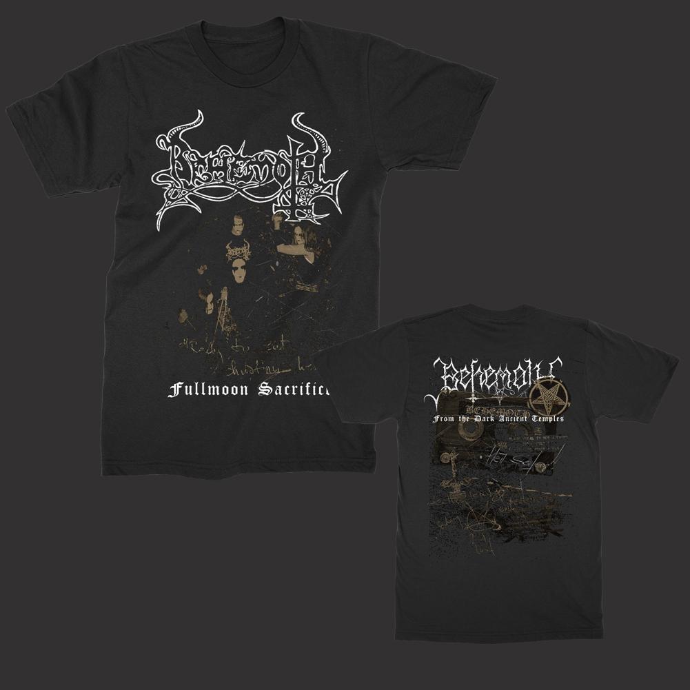 IMAGE   Fullmoon Sacrifice T-Shirt (Black)
