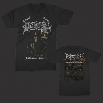 Fullmoon Sacrifice T-Shirt (Black)