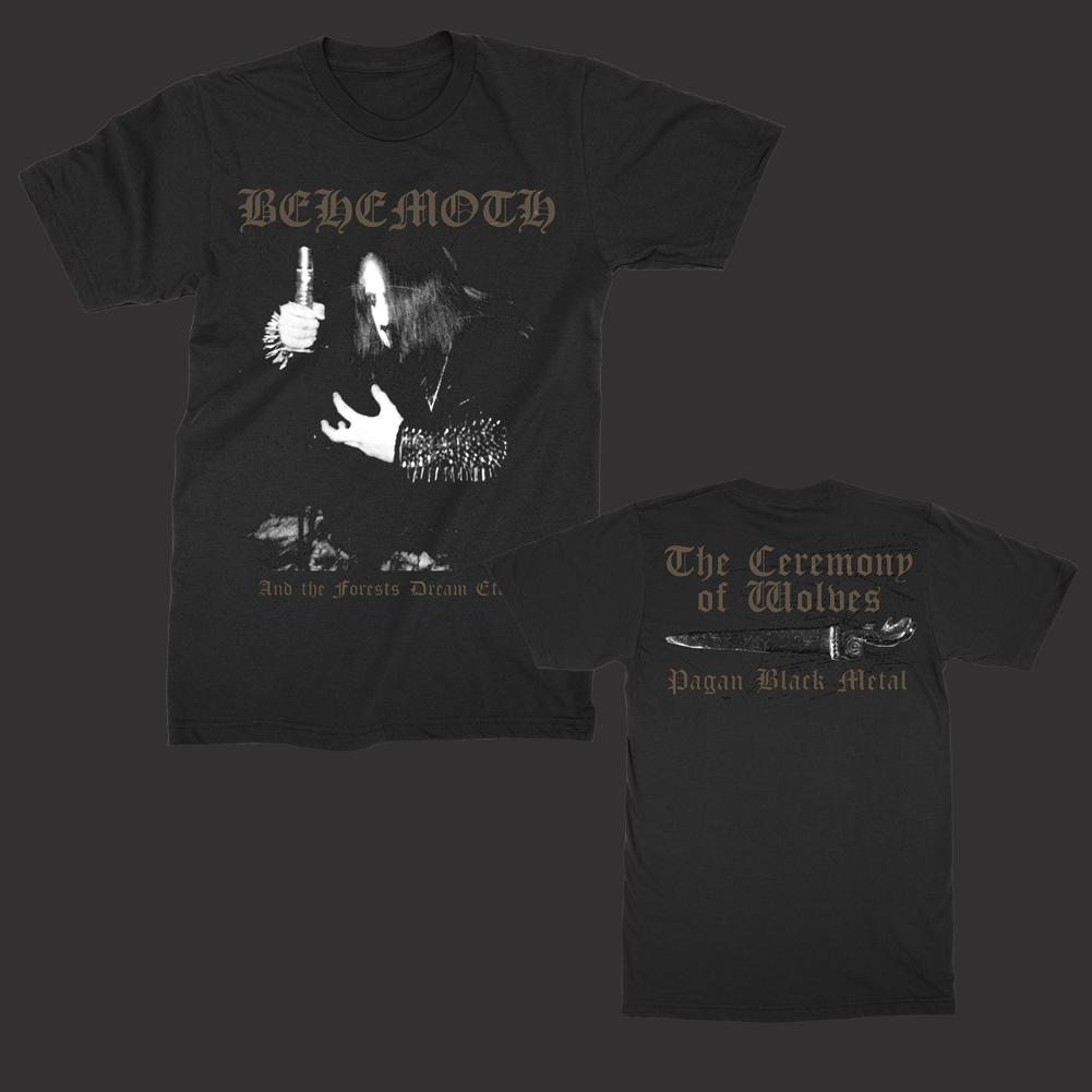 IMAGE | Ceremony of Wolves T-Shirt (Black)