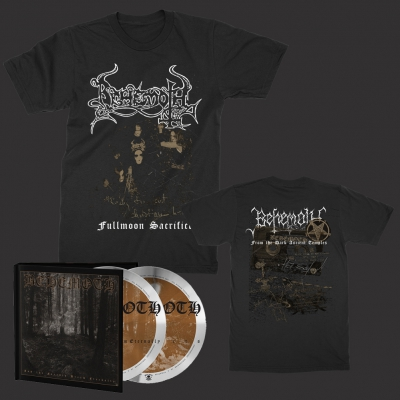 Forests 2xCD + Fullmoon T-Shirt Bundle