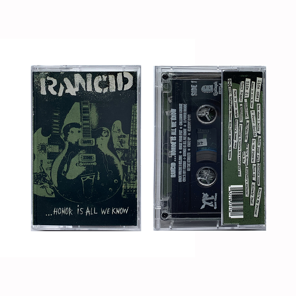 Honor Is All We Know Cassette