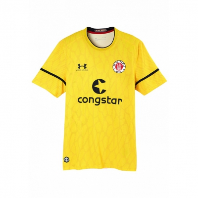 2020-2021 Goalkeeper Jersey (Yellow)